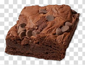 Brownie clipart baking brownie. Baked transparent background png