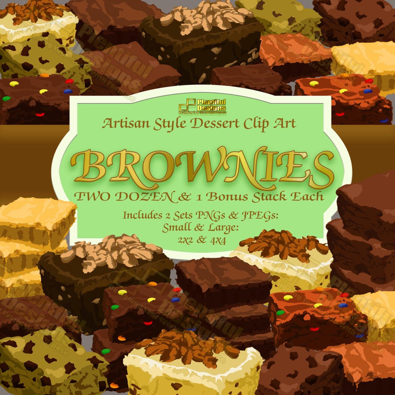 Clip art bake sale. Brownie clipart baking brownie