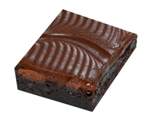 Brownie choclate