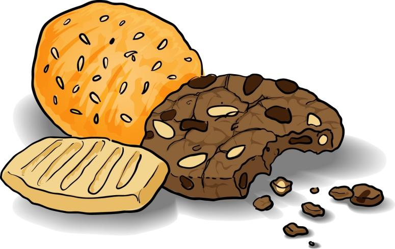 Cookies clip art little. Brownie clipart cookie brownie