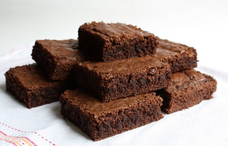 Quick and brownies recipe. Brownie clipart easy