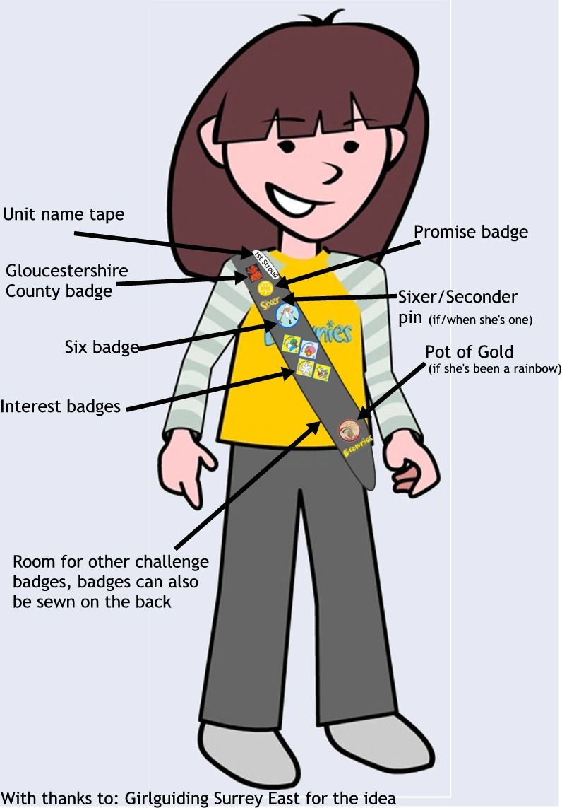 Oh we do love. Brownie clipart girl guides