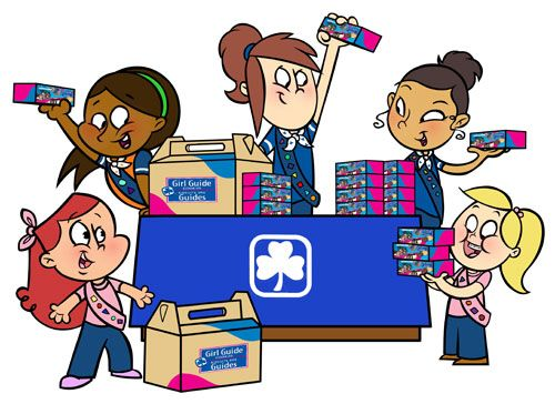 File:Girl Guide Association of Barbados.svg | Girl guides, Girl scout  camping, Barbados