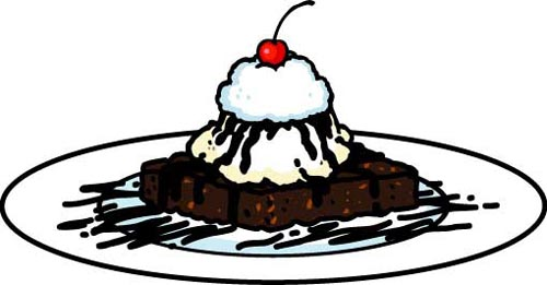 Free download best on. Brownie clipart ice cream clipart