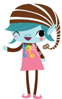 Girl scout coloring pages. Brownie clipart individual