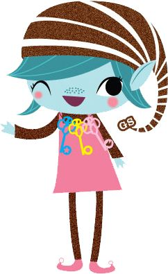 Brownie clipart individual. Free elf cliparts download