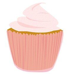 Free cupcake image resources. Brownie clipart transparent background