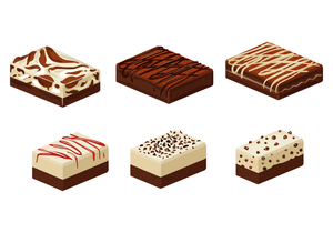 Brownie clipart vector. Food free images at