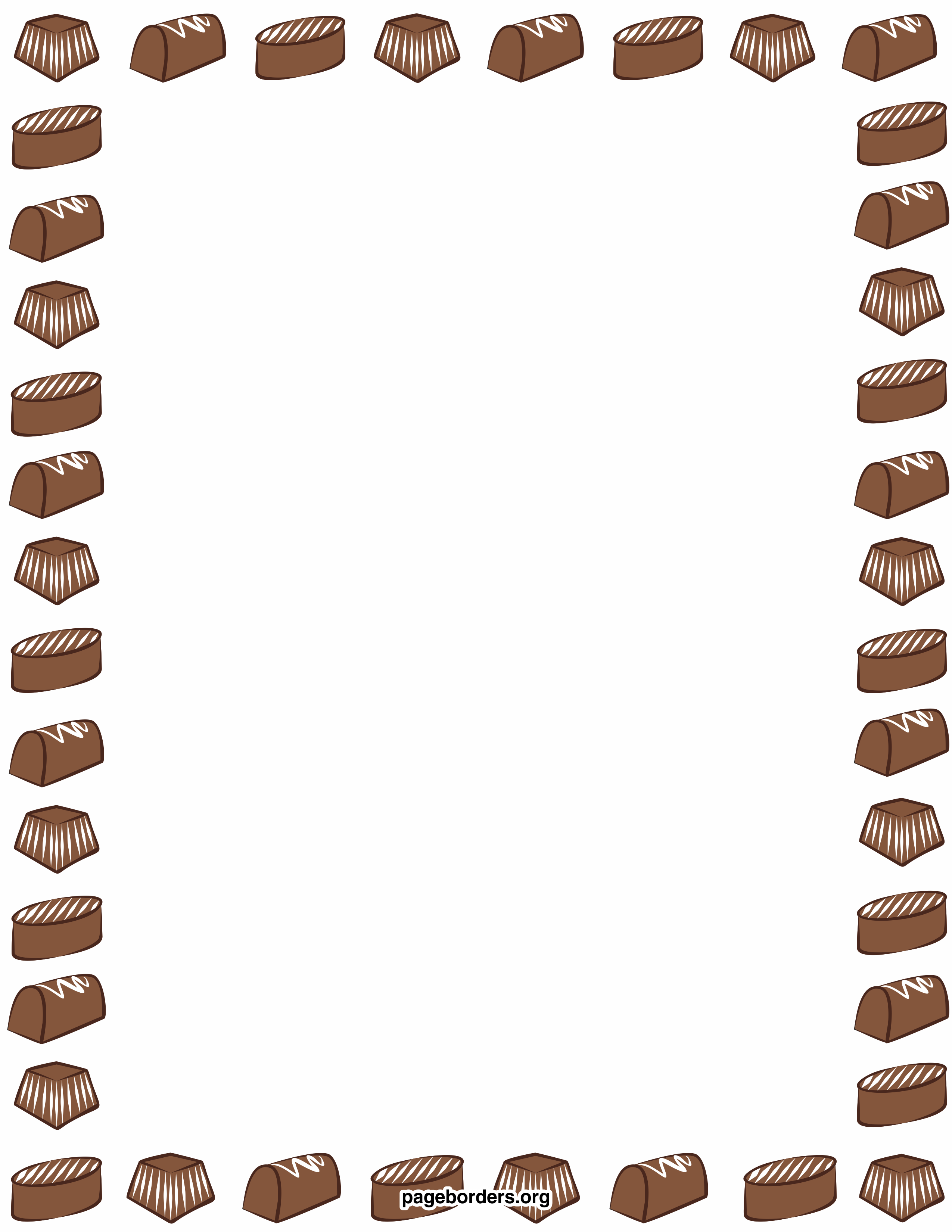Brownie clipart vector. Cliparts free download best