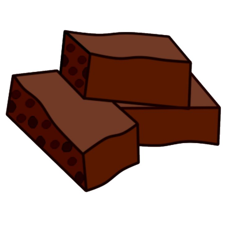 Free download best on. Brownie clipart vector