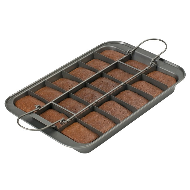 Chicago metallic slice solutions. Brownies clipart cookie brownie