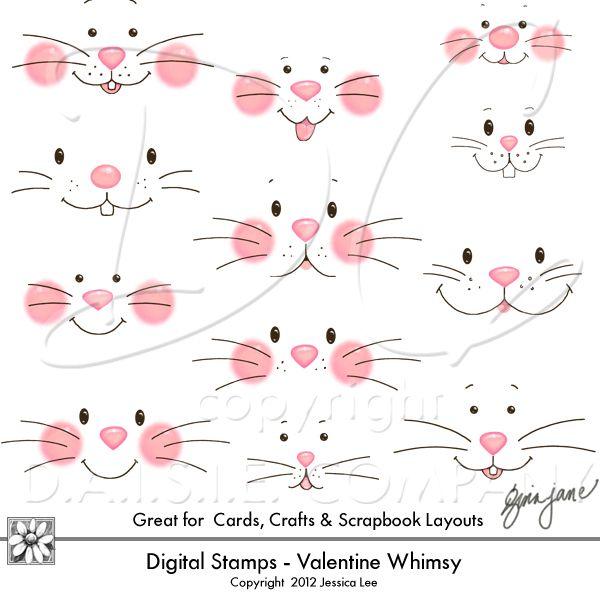 best graphics digital. Bunny clipart printable