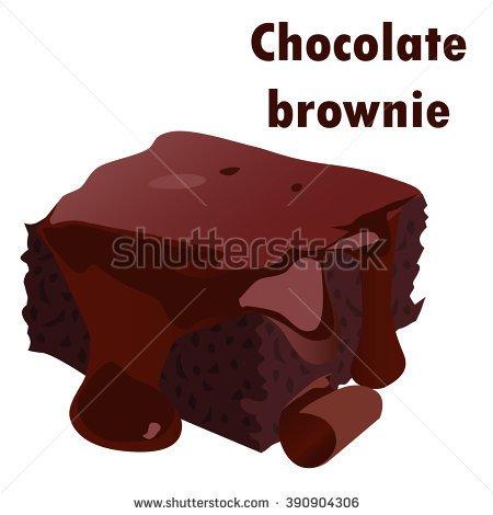 Pleasant design brownies google. Brownie clipart plate brownie