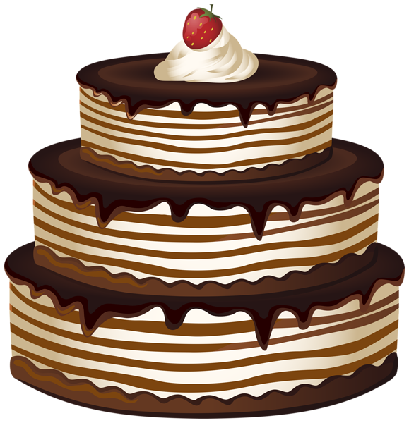 Chocolate cake png images. Desserts clipart dessert platter