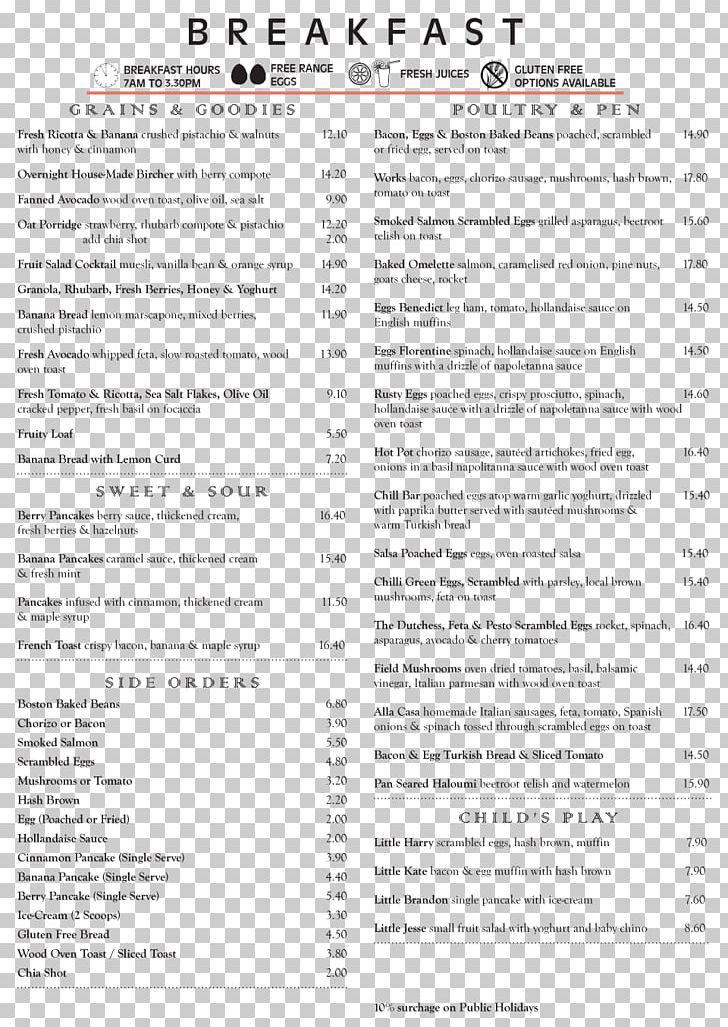 Brunch clipart breakfast continental. Buffet coffee menu png