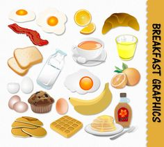 Full english and british. Brunch clipart breakfast food