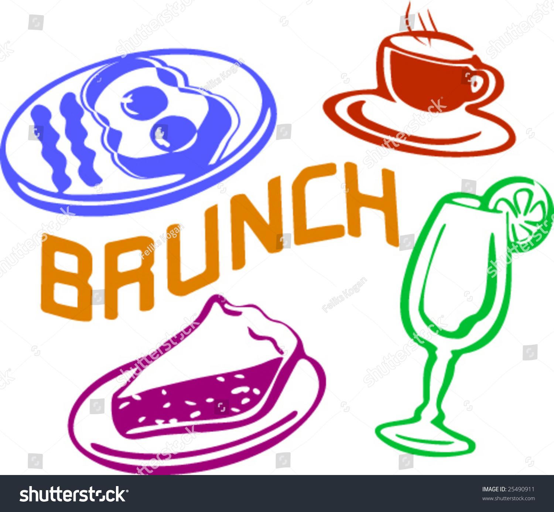Brunch clipart breakfast potluck. Group clip art free