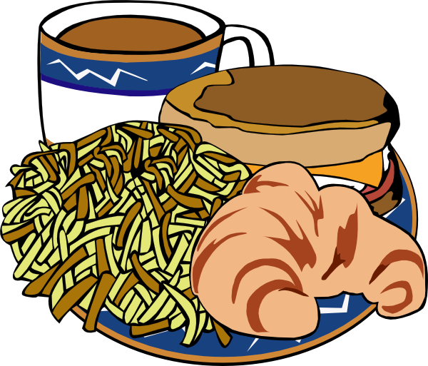 Raffle clipart breakfast basket. Clip art royalty panda