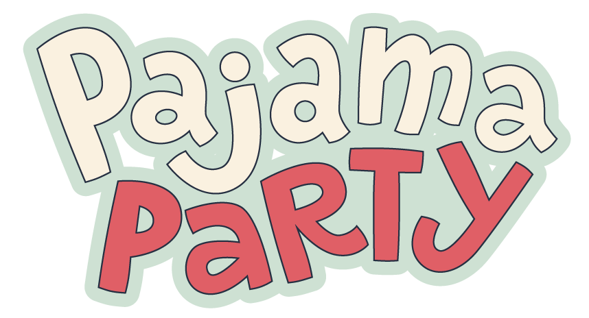 Pajama party brunch at. Lunchbox clipart lunch ticket