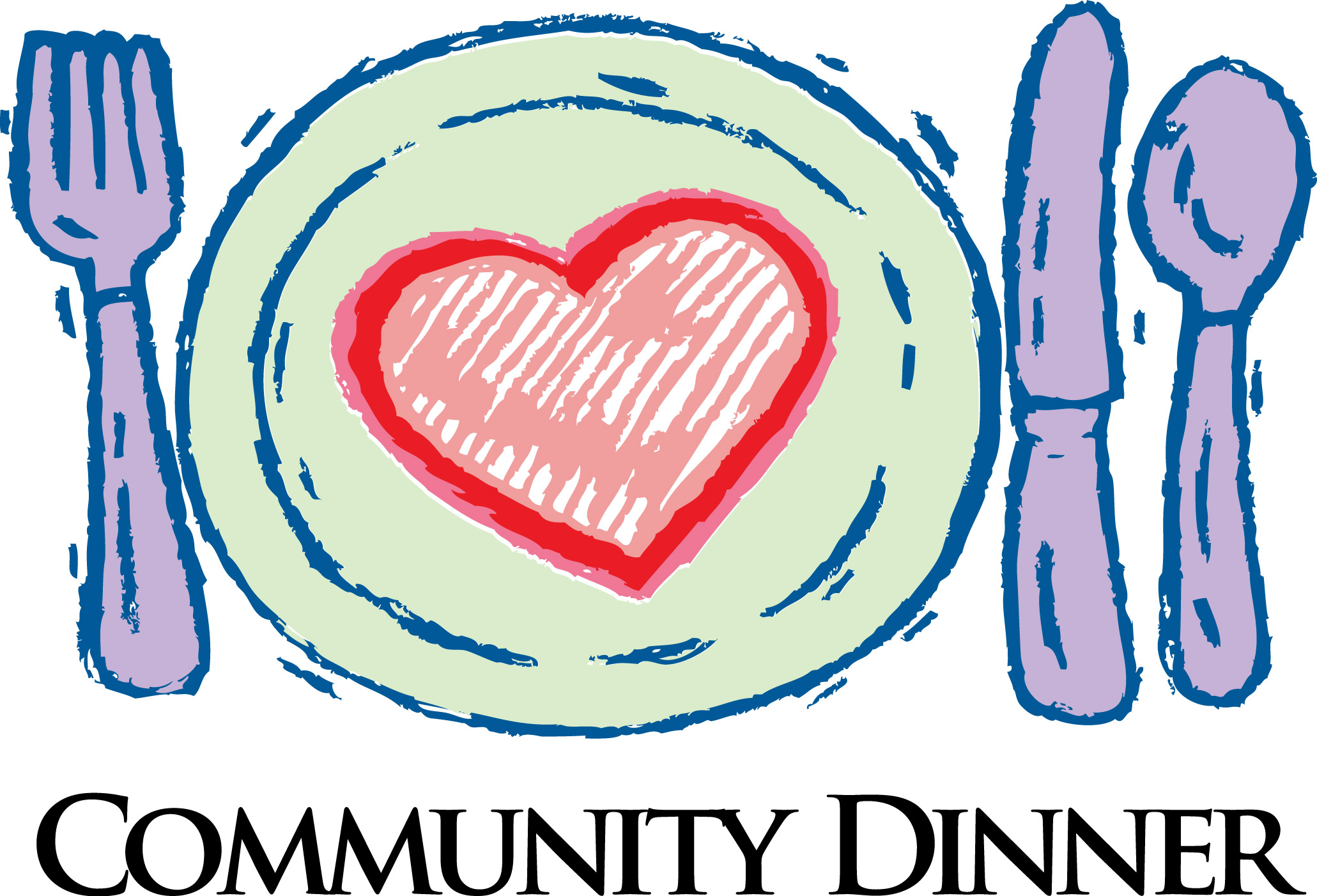 Luncheon clipart community. Events calvary foursquare church