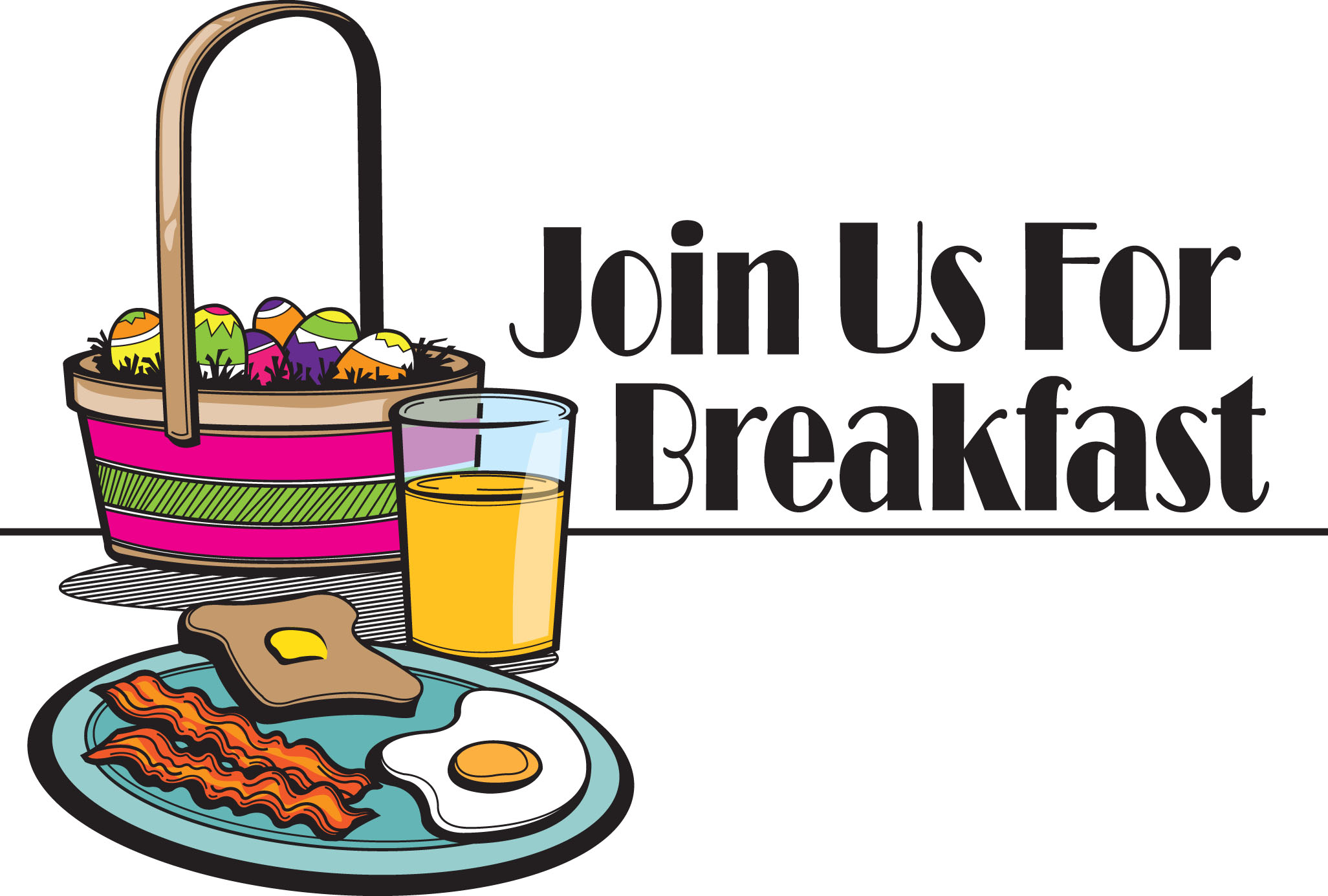 Breakfast clipart youth. Free easter brunch clipartmansion