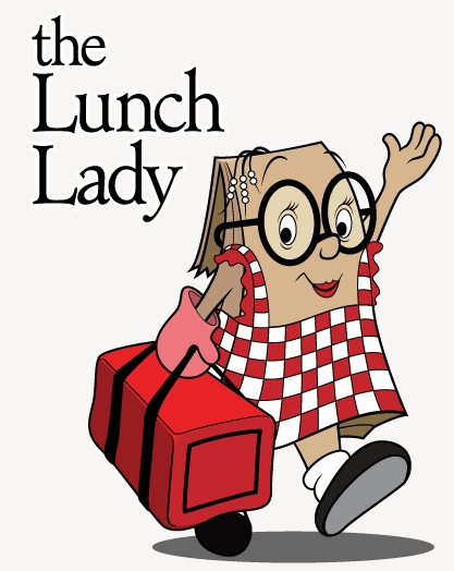 Brunch clipart food service. Lunch lady panda free