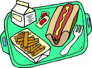 Brunch clipart food service. Lunch panda free images