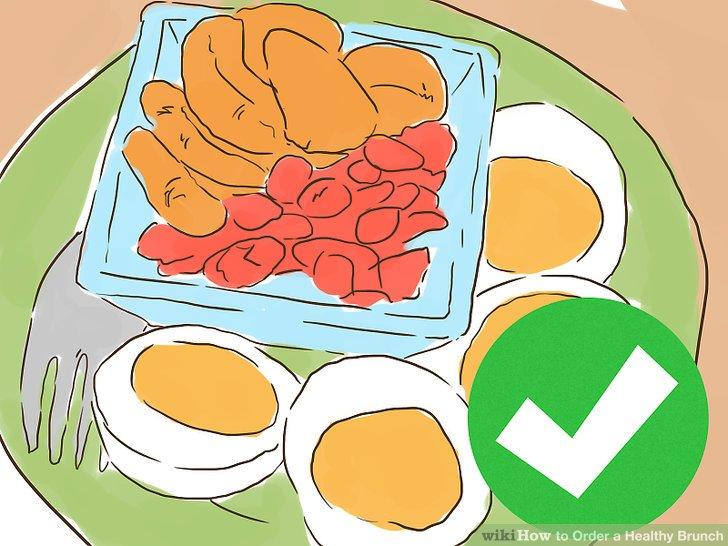 Brunch clipart healthy breakfast.  ways to order