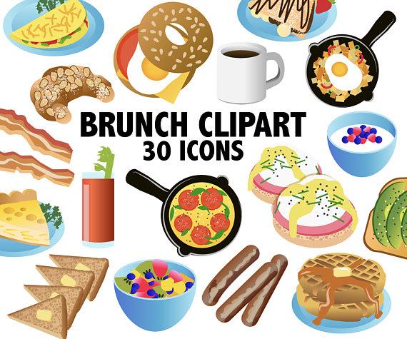 Brunch clipart meal. Breakfast clip art food