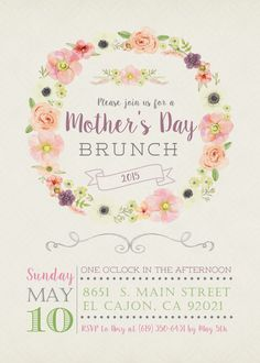 Brunch clipart mothers day. Mother s party ideas