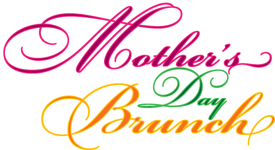 . Brunch clipart mothers day