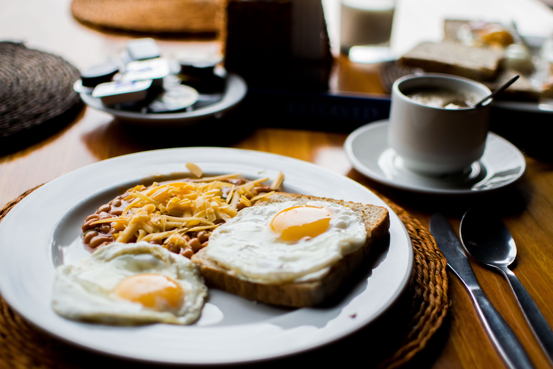 brunch clipart plate food