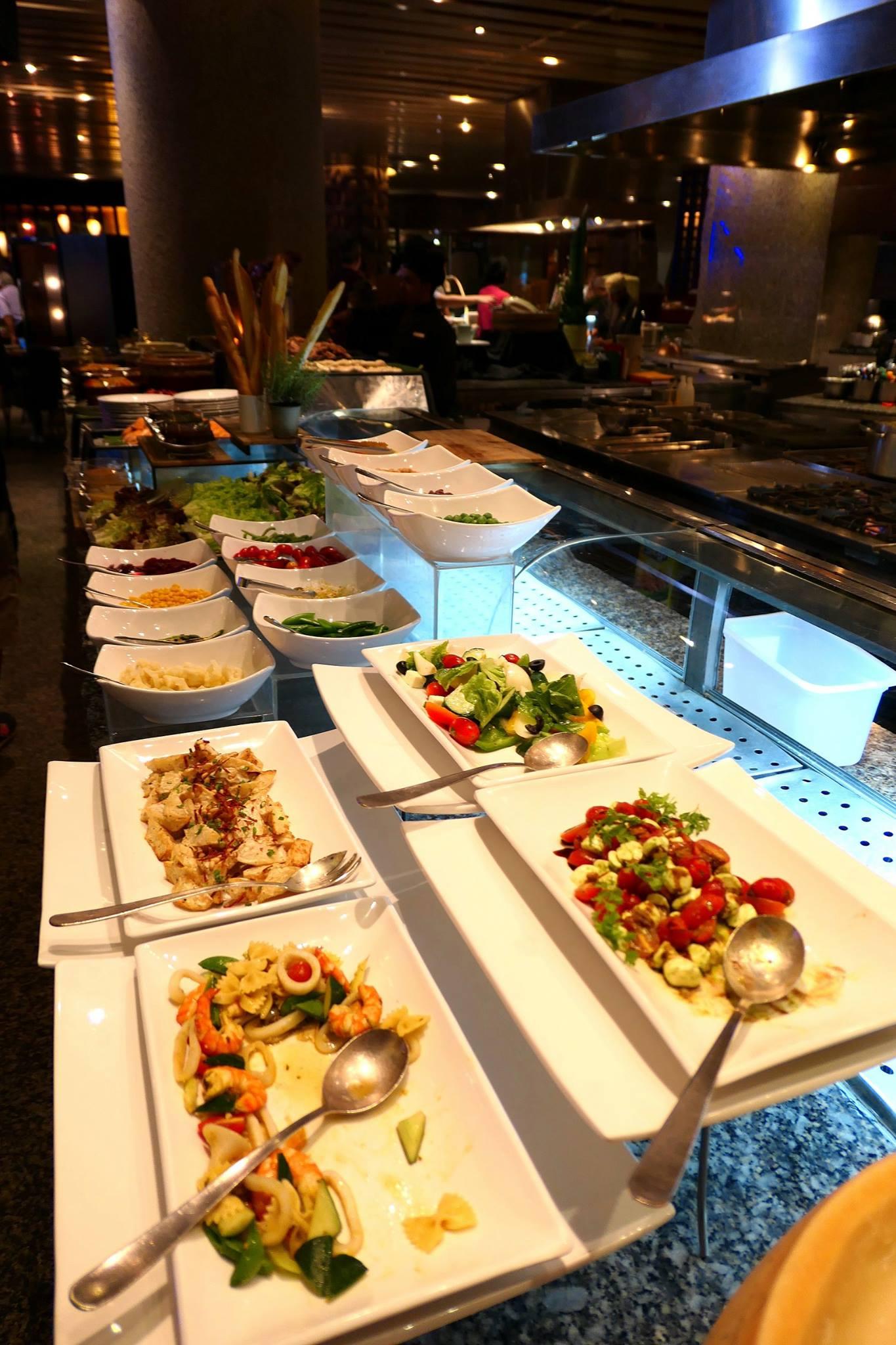 At shook starhill gallery. Brunch clipart seafood buffet
