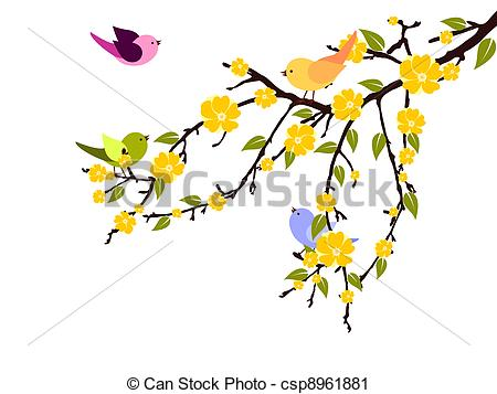 collection of free. Brunch clipart spring