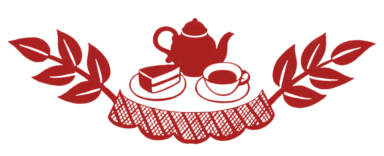 brunch clipart tea dance