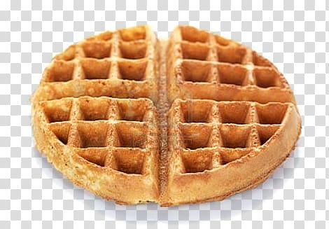 Transparent background png hiclipart. Brunch clipart waffle