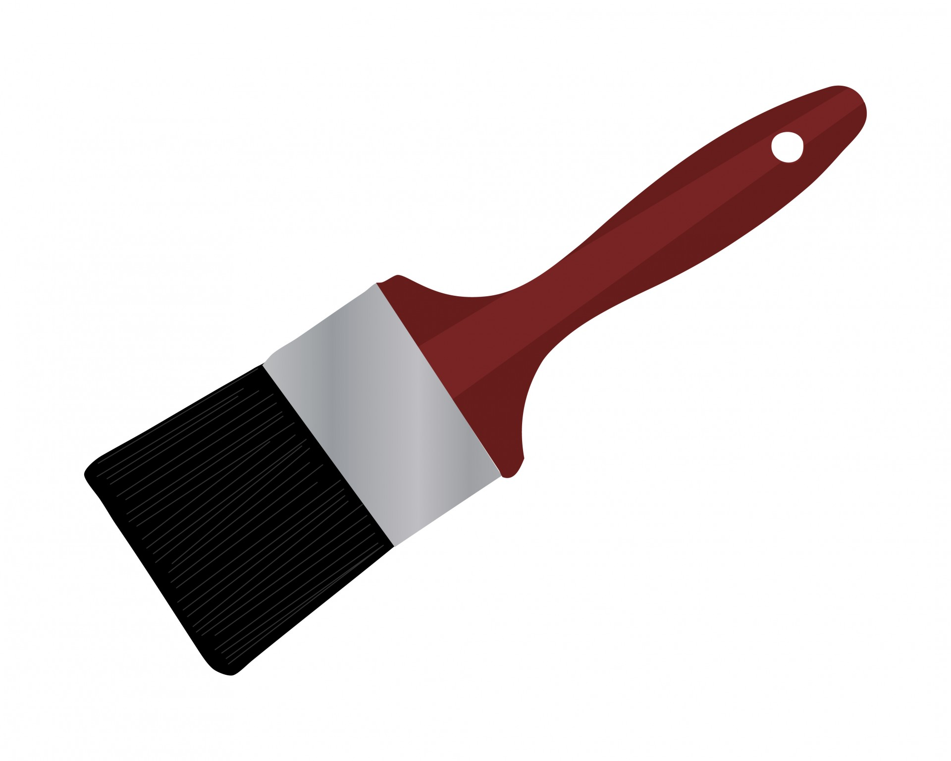 Paint brush free stock. Paintbrush clipart