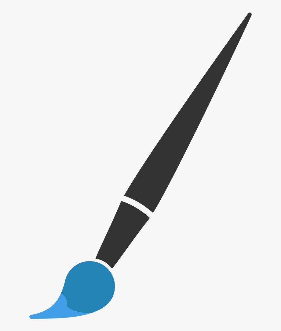 Brush clipart. Clip art details paint