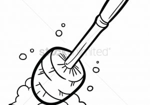Brush clipart bathroom. The images collection of