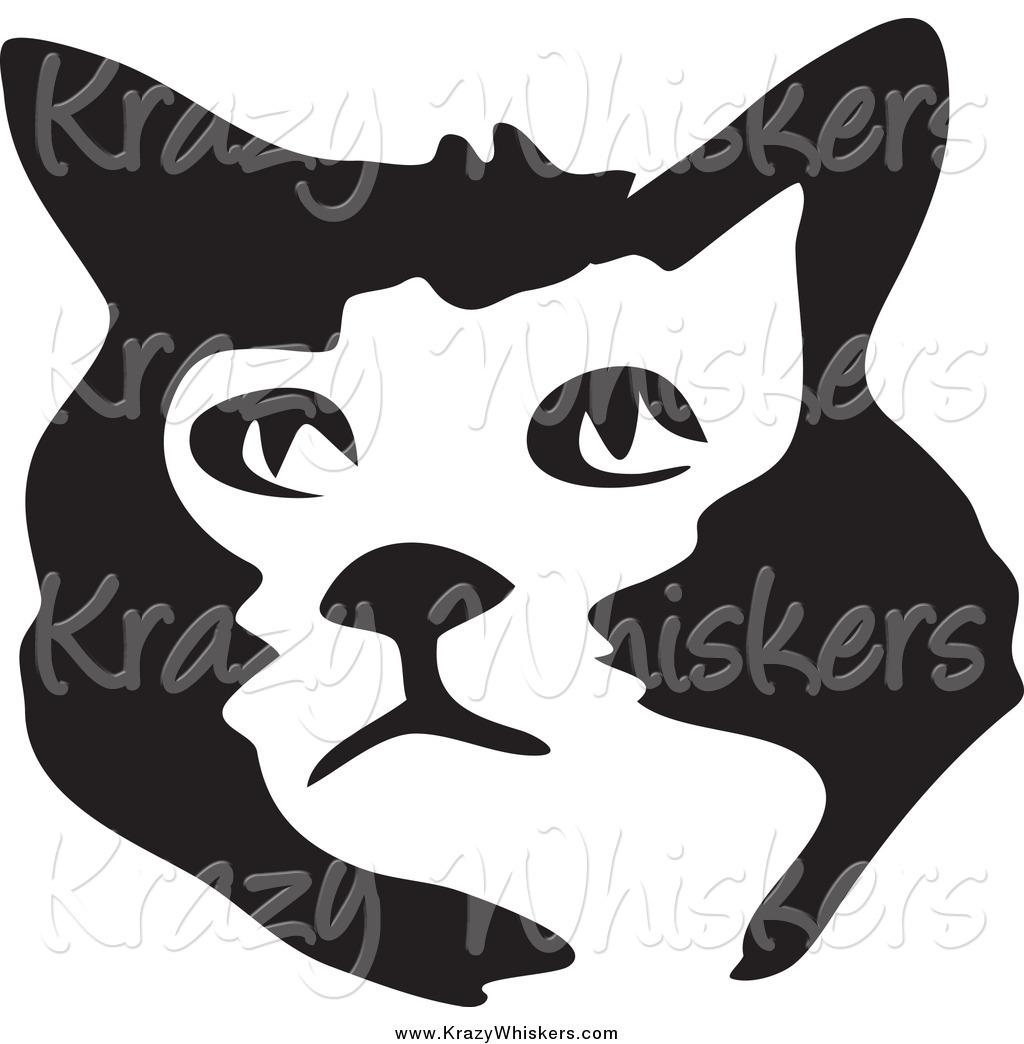 Brush clipart cat. Critter of a black