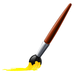 Brush clipart colour. Drawing at getdrawings com