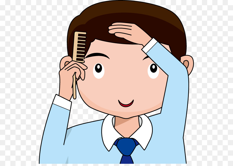 Brush clipart combs. Comb hair clip art