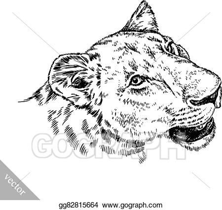 Vector art painting ink. Brush clipart draw