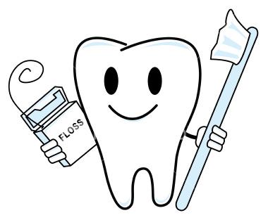 Brush clipart floss. Teeth chatter from progressive