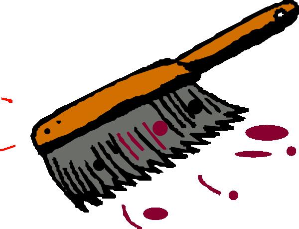 Clip art at clker. Brush clipart horse