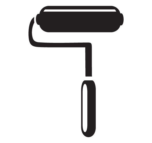 Brush clipart paint roller. Free download best