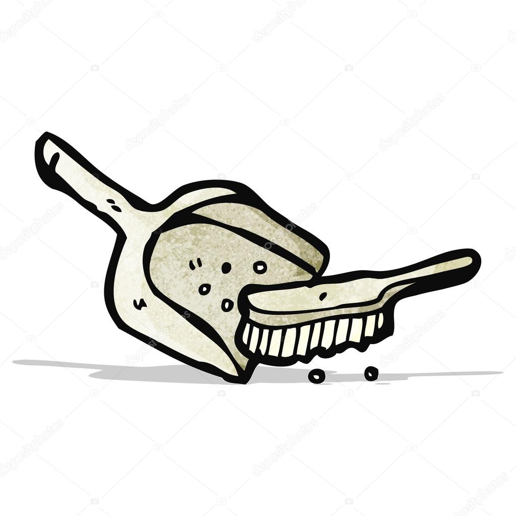 Brush clipart pan. Dust drawing at getdrawings