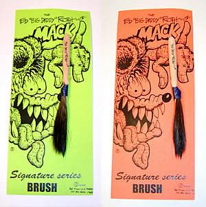 Brush clipart pinstriping. Ed big daddy roth