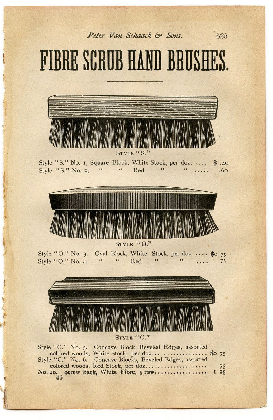 Vintage clip art antique. Brush clipart scrub brush