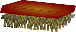 Brush clipart scrub brush. Clip art at clker